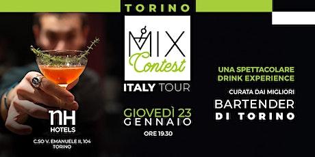 Mix Contest Torino biglietti
