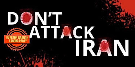 Don't Attack Iran: Discussion and Q&A tickets