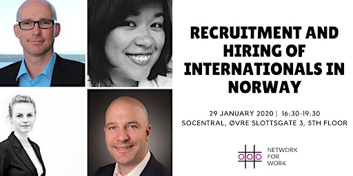 Recruitment and hiring of internationals in Norway