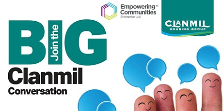 THE BIG CLANMIL CONVERSATION SOMME PARK tickets