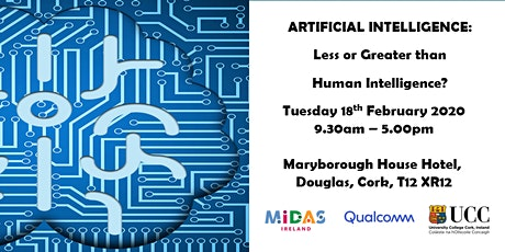 Artificial Intelligence: Less or Greater than Human Intelligence? tickets