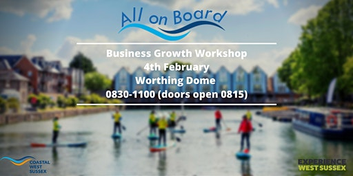 Business Growth Workshop - Worthing