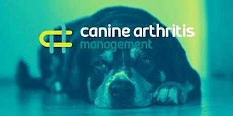 Canine Arthritis Management Owner Workshop Dunedin tickets