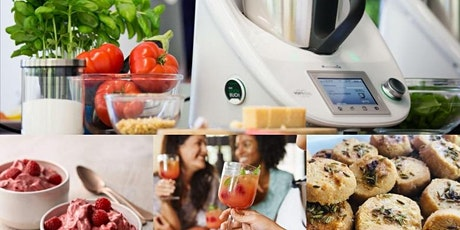 Thermomix Cooking Masterclass tickets