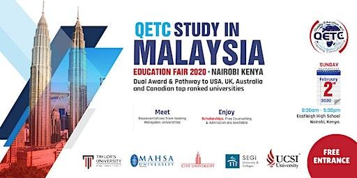 QETC Study in Malaysia Education Fair 2020 - Eastleigh High School