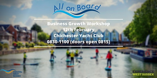 Business Growth Workshop - Chichester