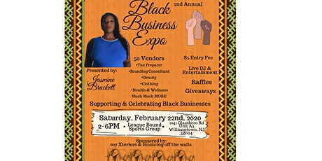 Black Business Expo Presented by: Jasmine Brackett tickets