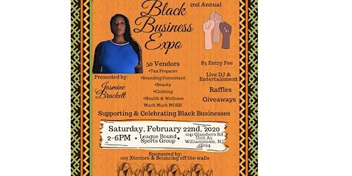 Black Business Expo Presented by: Jasmine Brackett