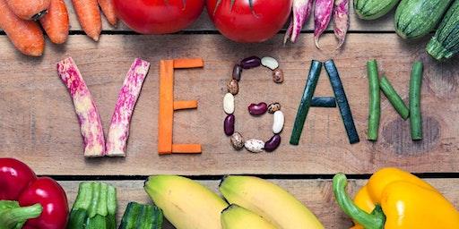 Veganuary Nutrition Talk with Doug Maw Plus Q & A