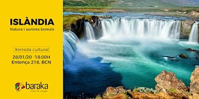 Islàndia, natura i aurores boreals