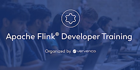 Apache Flink Developer Training - July 2020 tickets