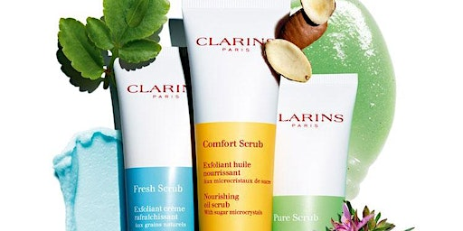 Relax and Unwind with Clarins