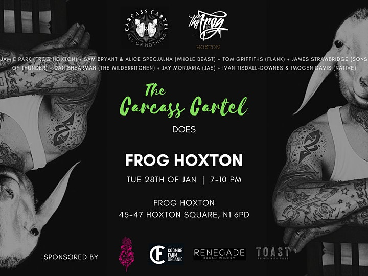 The Carcass Cartel does Frog Hoxton image