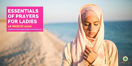 Essentials of Prayers for Ladies tickets