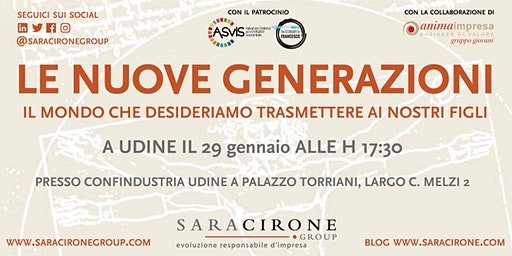 Towards the Economy of Francesco - Le nuove generazioni