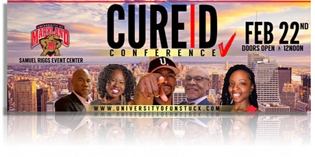 "CURE|D Conference ""Self Improvement  Inside out"" tickets"