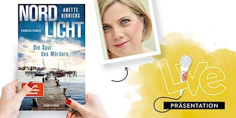 PRÄSENTATION: Anette Hinrichs Tickets