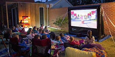 Outdoor Movies for Bushfire Appeal tickets