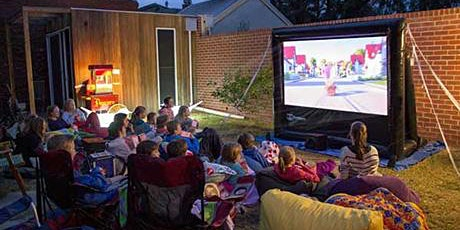 Outdoor Movies for Bushfire Appeal