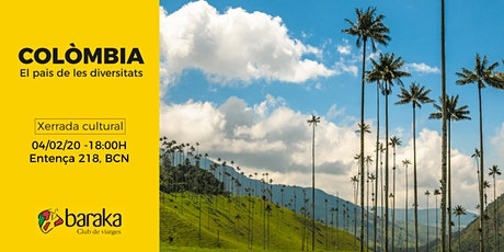 Colòmbia, el país de les diversitats entradas