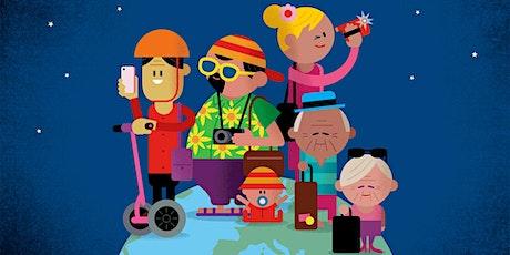 Zetland samtale om turisme Tickets