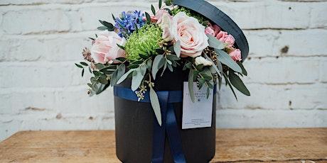 Mother's Day Hat Box Floral Design Workshop tickets