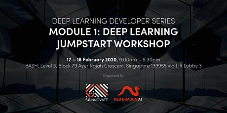 Deep Learning Jumpstart Workshop (17 – 18 February 2020) tickets