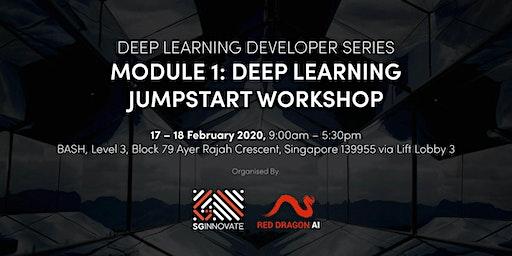 Deep Learning Jumpstart Workshop (17 – 18 February 2020)