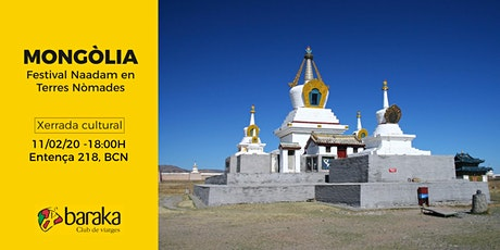 Mongòlia entradas