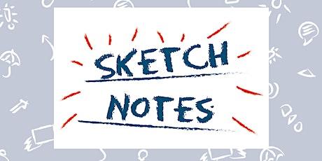 Sketchnotes | Workshop Tickets