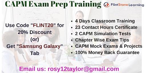 CAPM Training Course in Seattle, WA