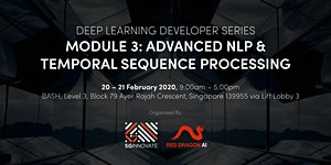 Advanced NLP and Temporal Sequence Processing (20 – 21...