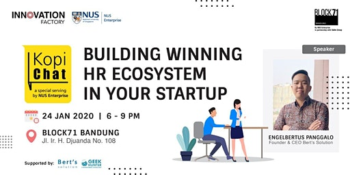 Kopi Chat: Building Winning HR Ecosystem in Your S