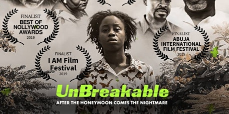 UNBREAKABLE : After the honeymoon comes the nightmare.....