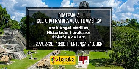Guatemala, cultura i natura al cor d'Amèrica entradas