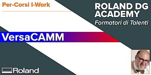 Corso Roland VersaCAM | 28-29 Gennaio 2020