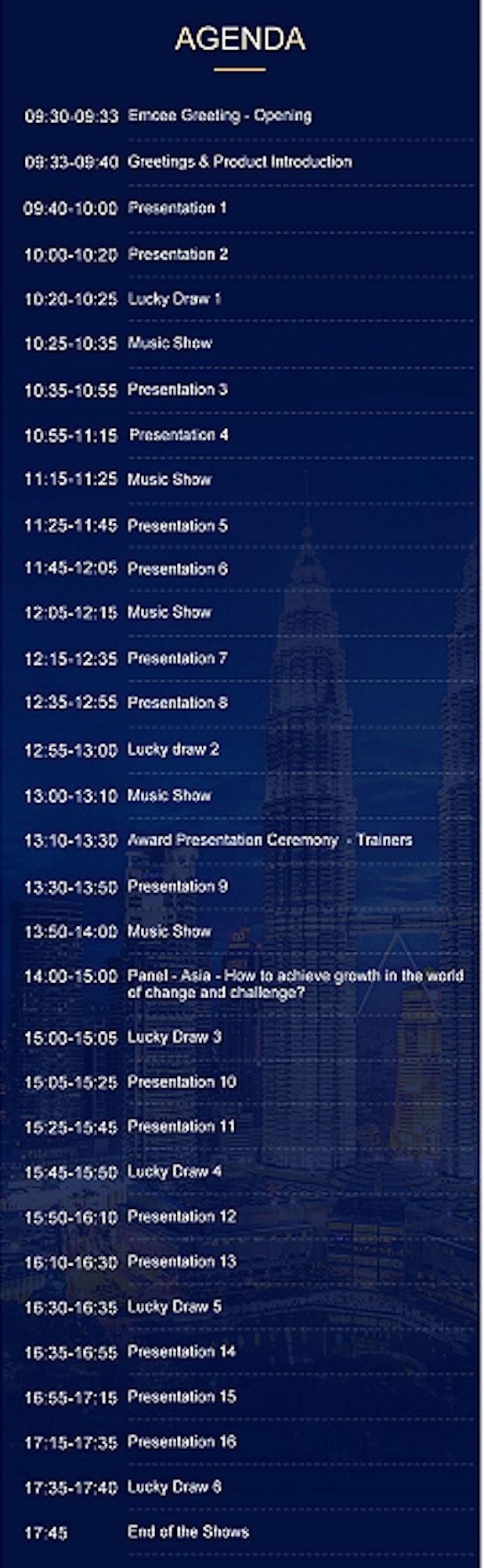 Wiki Finance EXPO Kuala Lumpur 2021 image