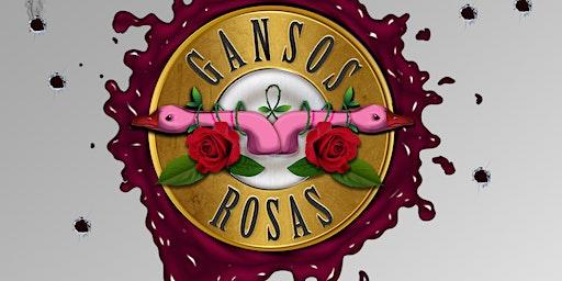 El mejor homenaje a Guns and Roses en Yuncos - Gansos Rosas