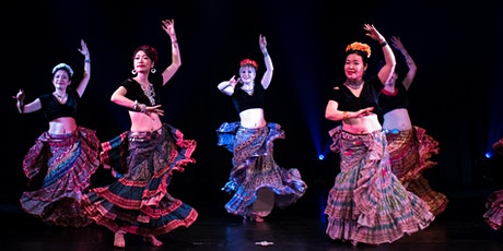 AMERICAN TRIBAL STYLE BELLYDANCE®  -  Spanish/Indian/Middle Eastern Fusion tickets