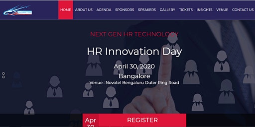 HR Innovation Day|Bangalore|30 April 2020
