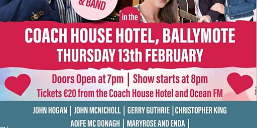 Paul Kelly Valentines Concert