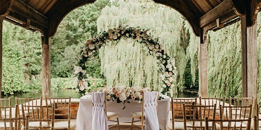Wedding venue open day at Waddesdon