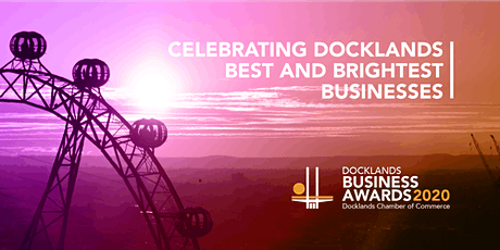 Docklands Business Awards tickets