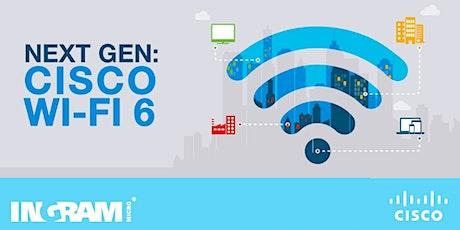 Ingram Micro & Cisco WIFI-6 DELAVNICA tickets