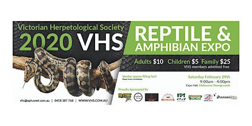 2020 VHS Reptile & Amphibian Expo