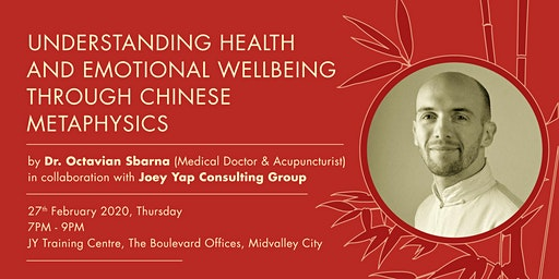 Understanding Health And Emotional Wellbeing Through Chinese Metaphysics