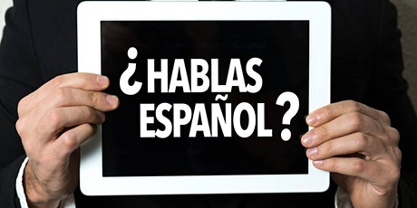 SUPER-INTENSIVE SPANISH LESSON ONE TO ONE (25 HOURS) LONDON JANUARY 2020 tickets