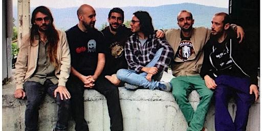 Irregular roots feat Roberto Sanchez. Presentación disco.