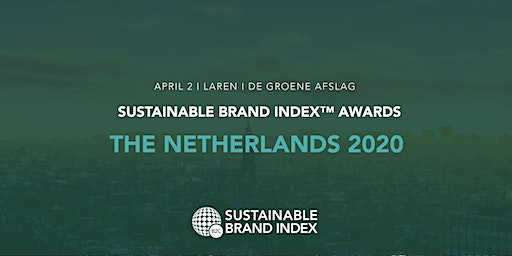 Sustainable Brand Index Awards 2020 - The Netherlands