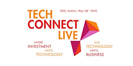 TechConnect Live 2020 tickets